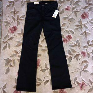 New H&M Women's Bootcut Denim Jeans